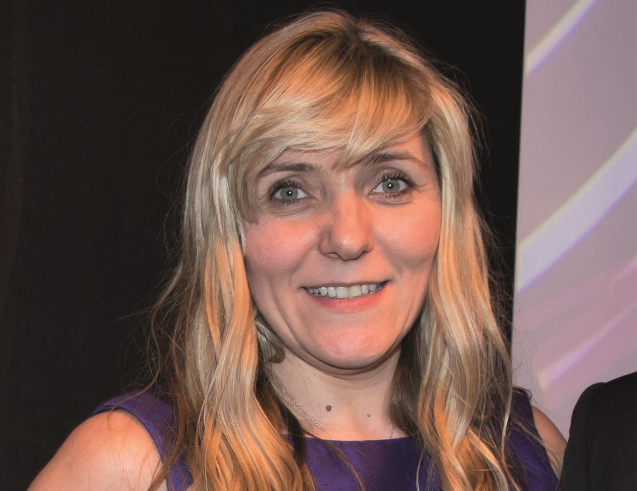 12. Jennifer Paice – Chief executive of SafeDeposits Scotland