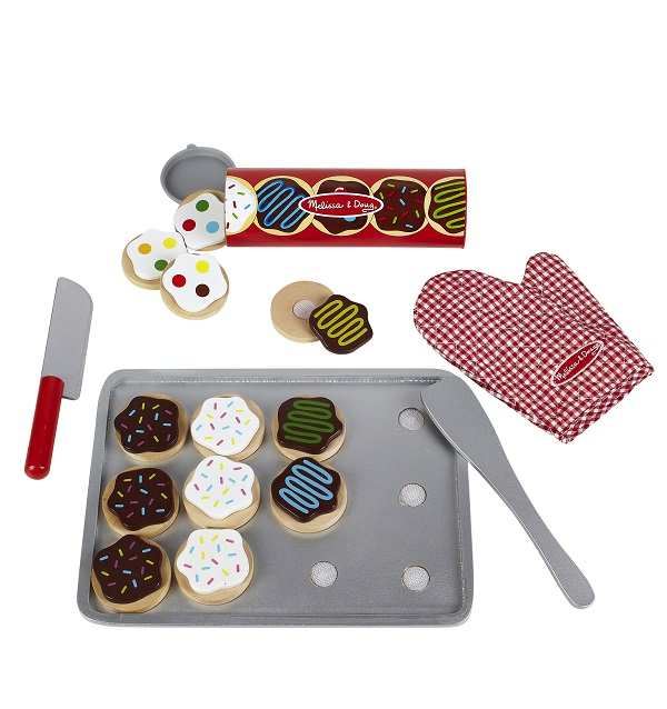 Marie Curie Wooden Cookie Dough Set
