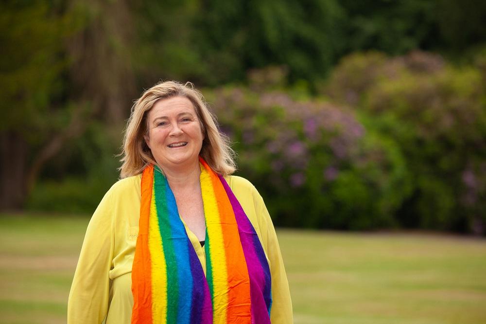 Children's charity supports LGBTQ+ community