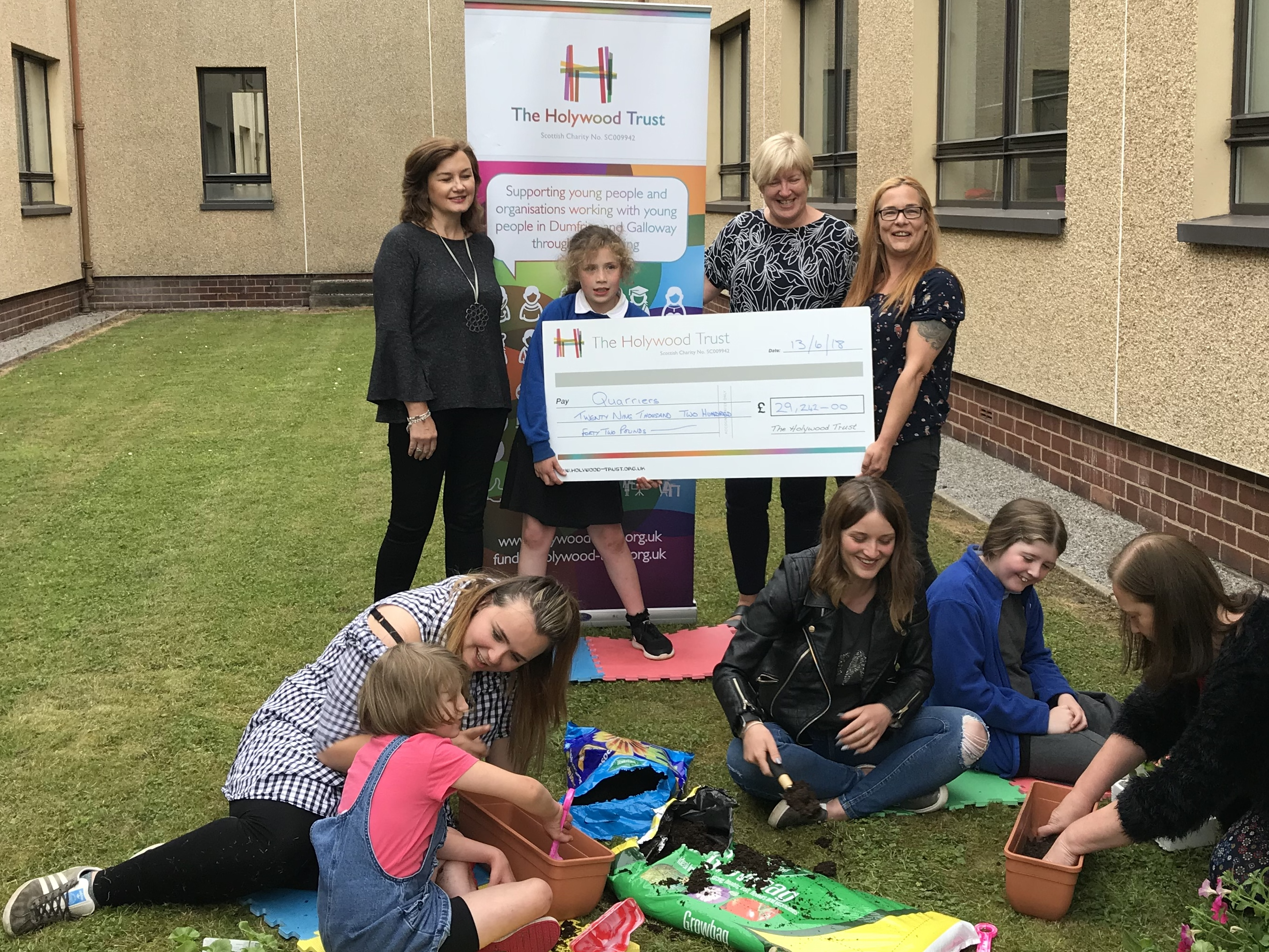 Quarriers wins funding for Dumfries disability service