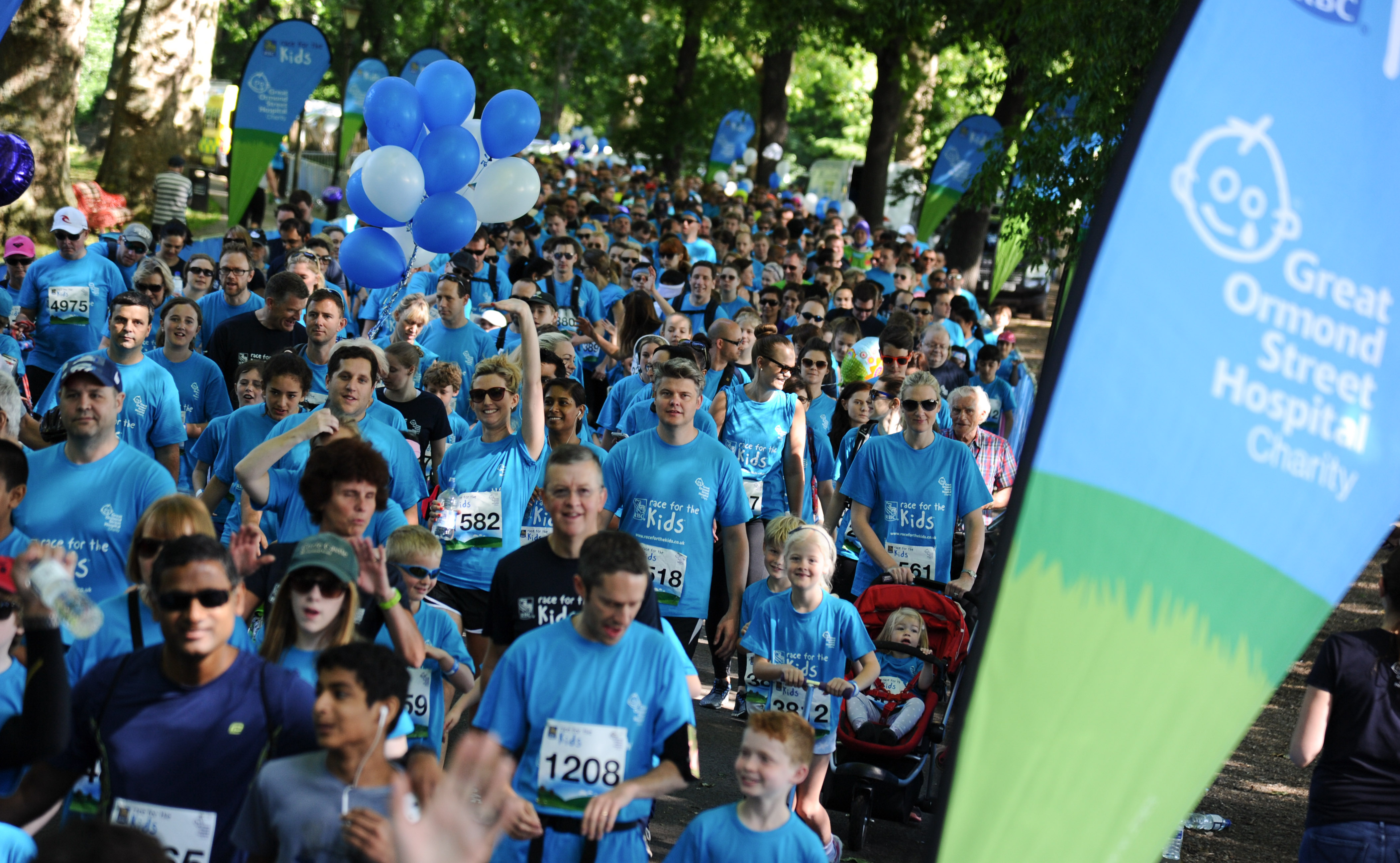 18. Great Ormond Street Hospital - Race for the Kids