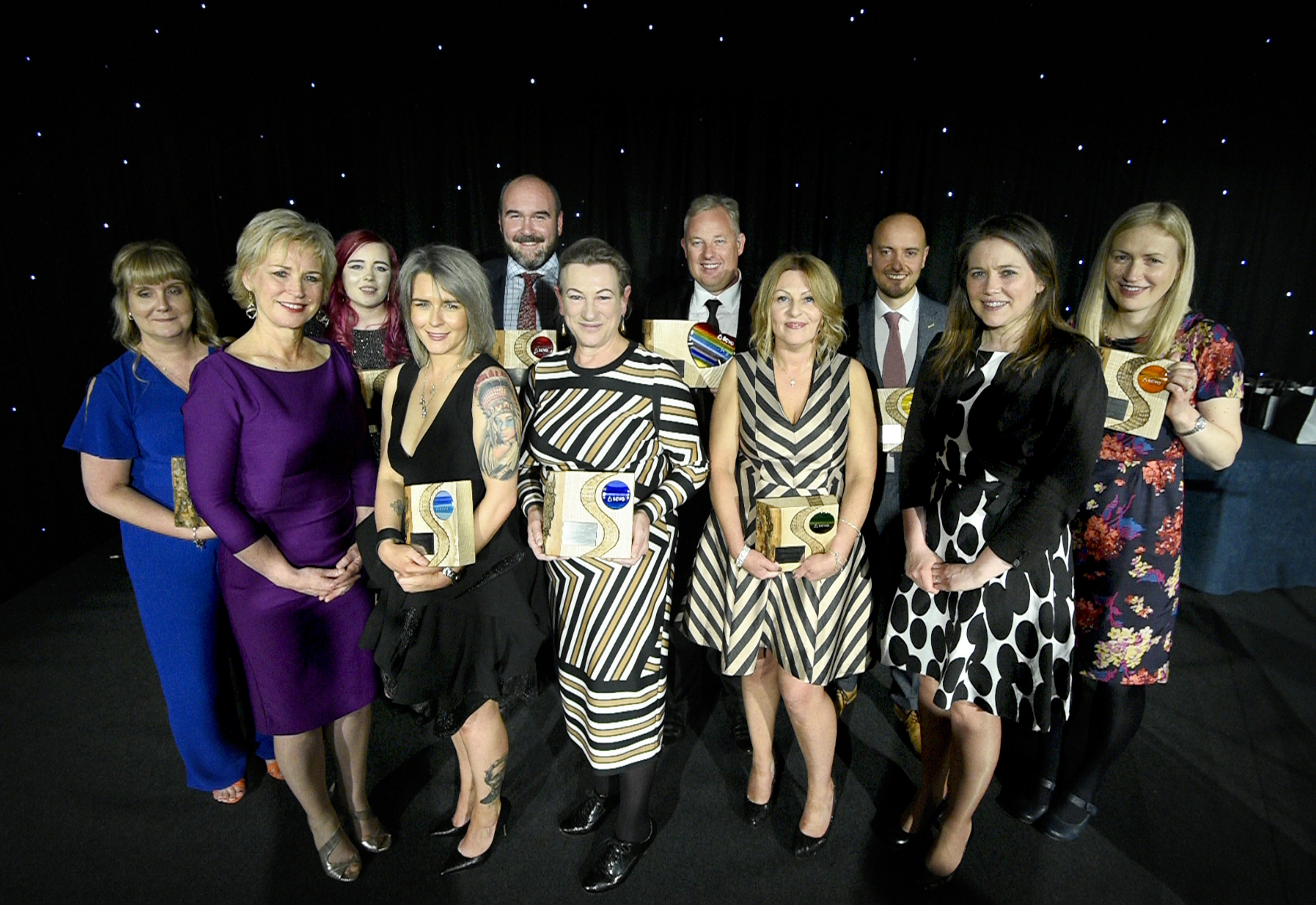 Awards winners