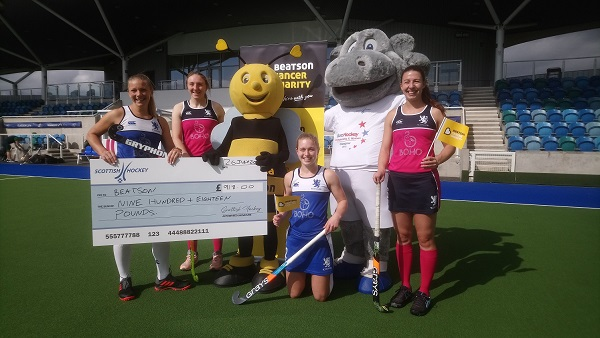 Charity announced as partner for hockey championships