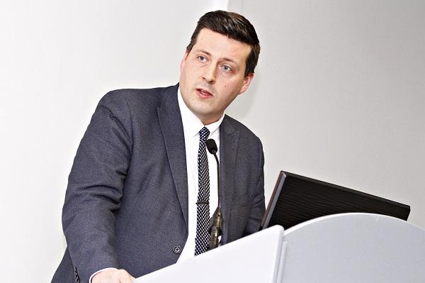 Minister for Business Jamie Hepburn