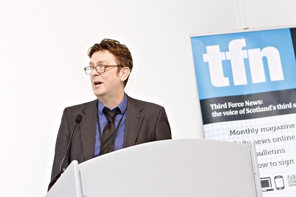 TFN editor Graham Martin