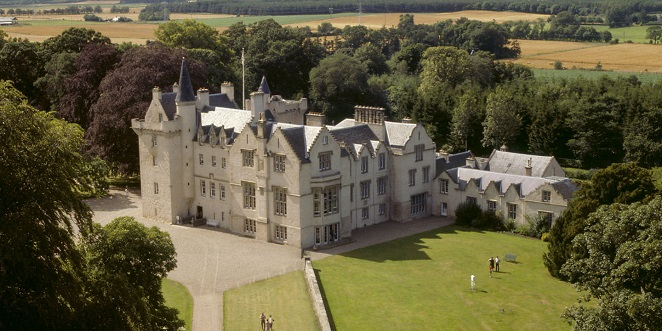 10. Brodie Castle Grounds