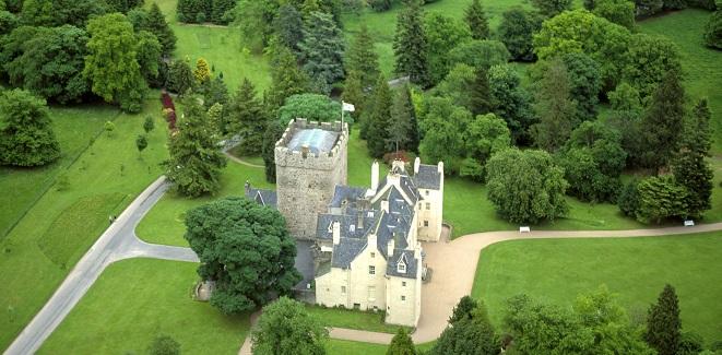 7. Drum Castle Grounds
