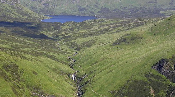 1. Grey Mare's Tail Nature Reserve
