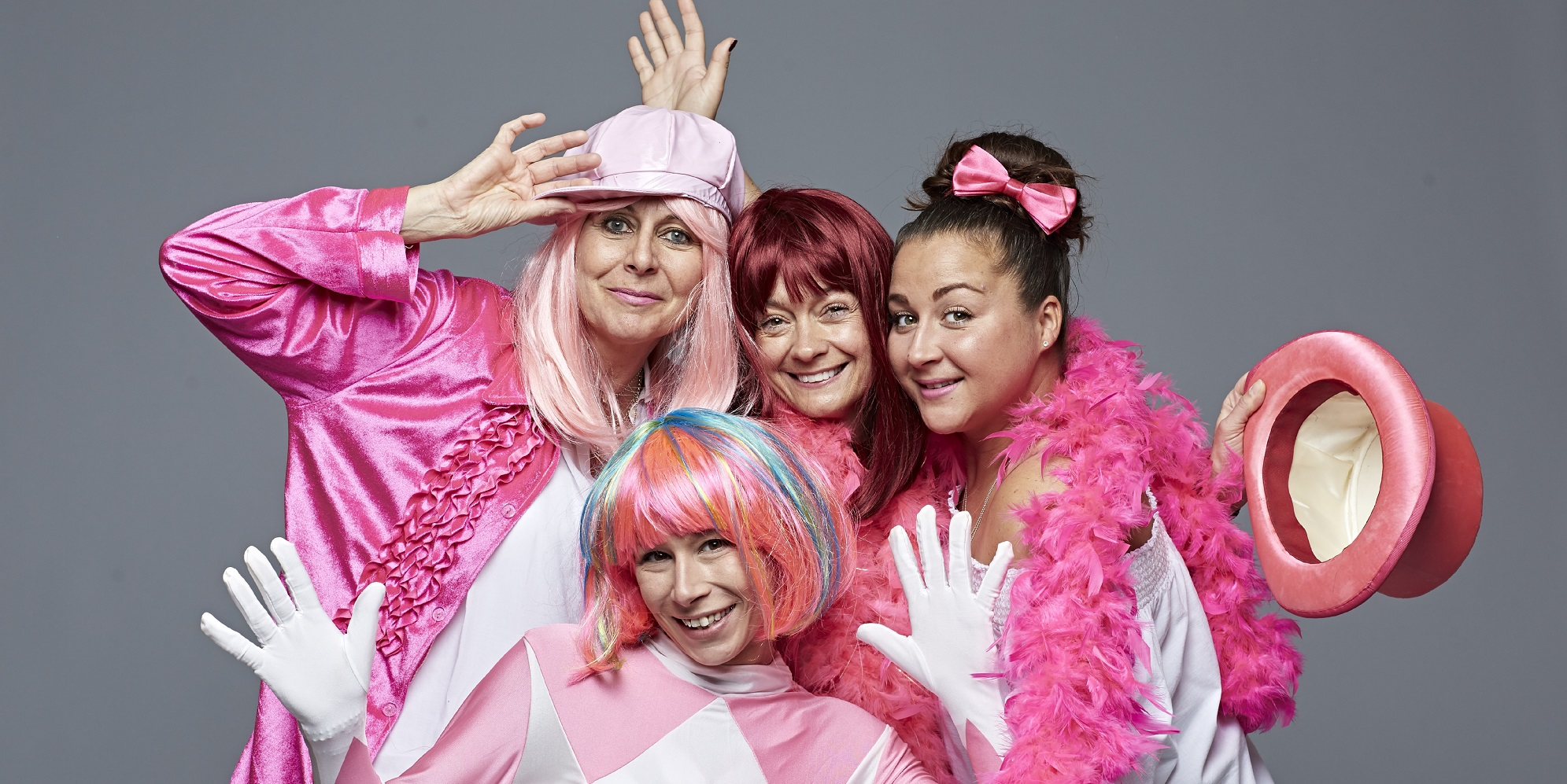 15. Breast Cancer Now - Wear It Pink