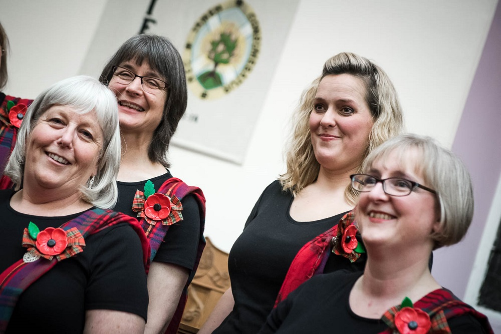 Community groups offered chance to remember Absent Friends