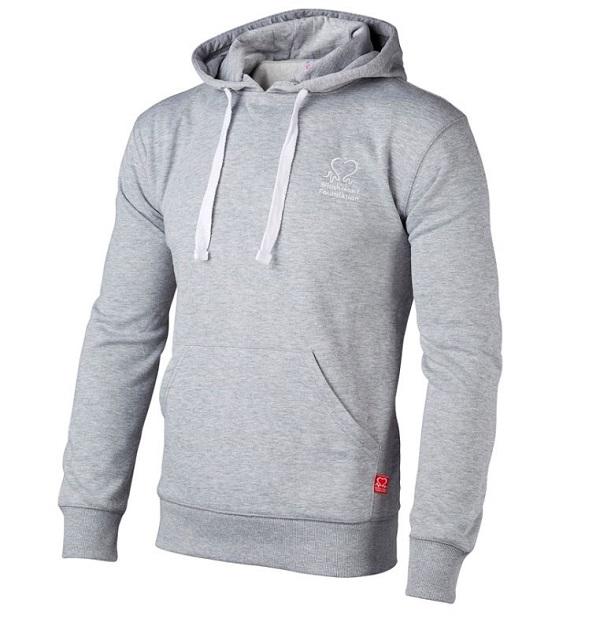 Grey BHF Hoodie