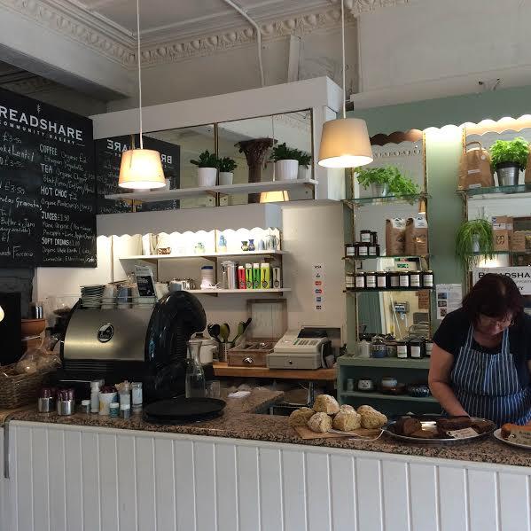 2. Breadshare, Joppa