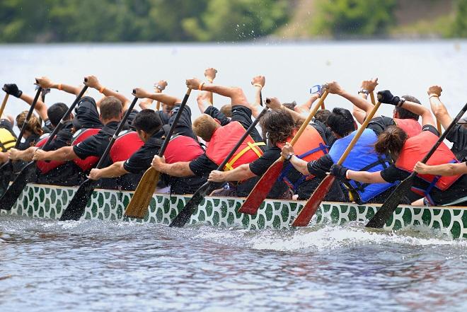 7. Bobath Boat Race