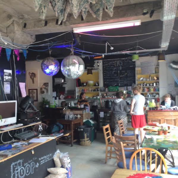 3. Forest Cafe, Tollcross