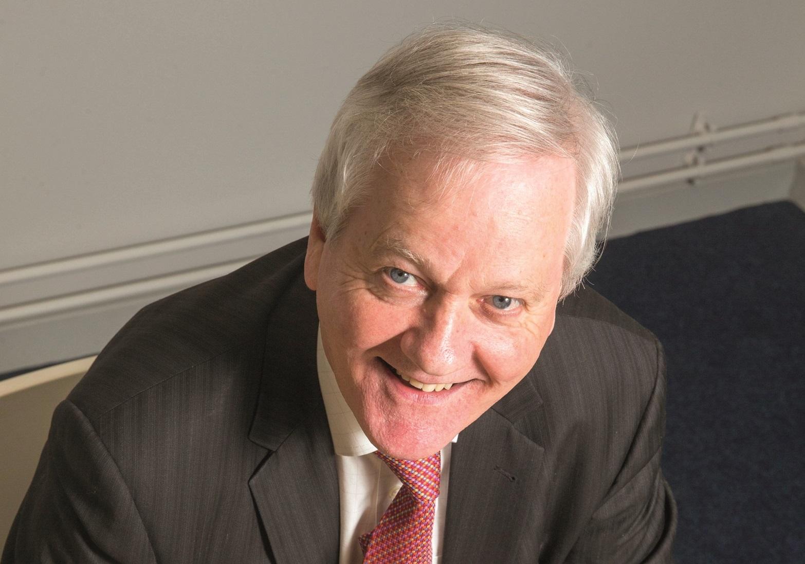 2. Graham Bell – Chief executive, Kibble