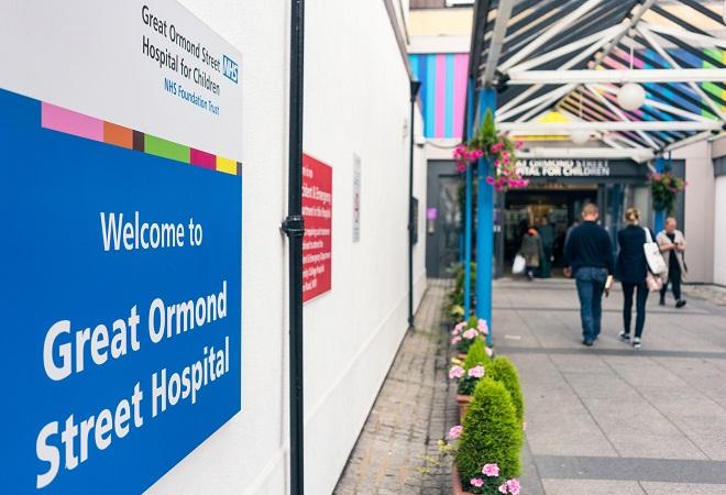5. Great Ormond Street Hospital
