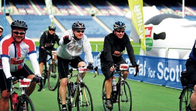6. Pedal for Scotland