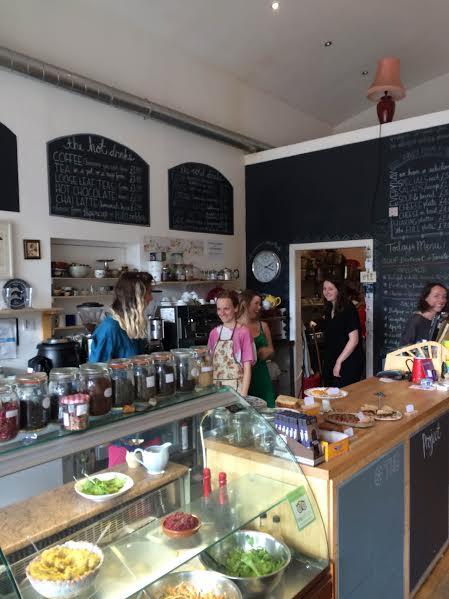 1. The Project Cafe, Renfrew Street