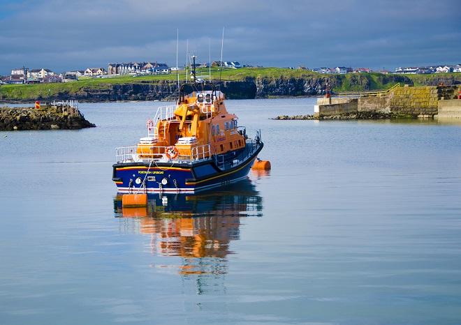 10. RNLI Lifeboats