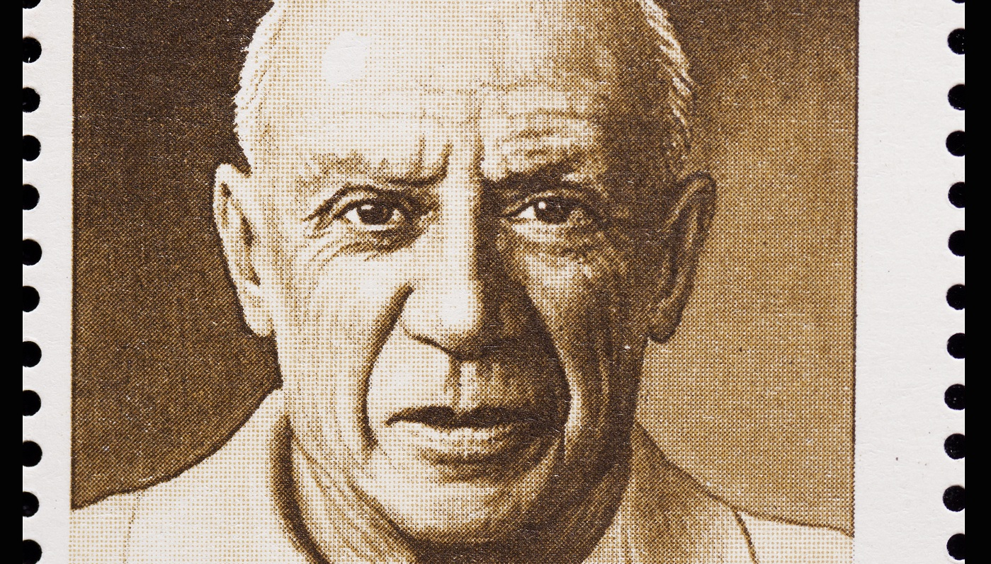 Pablo Picasso: 5ft 4in