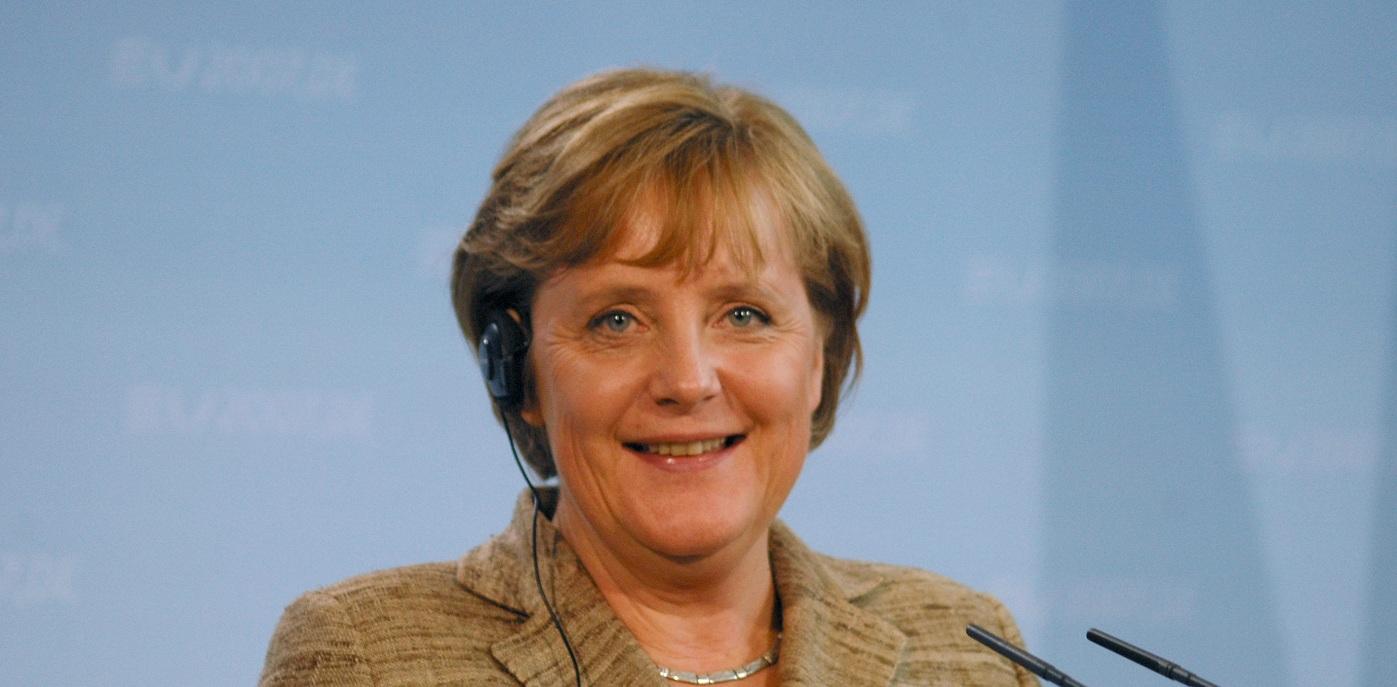 Angela Merkel: 5ft 5in