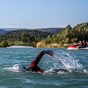 IRONMAN Triathlon 70.3 Aix-en-Provence 2021