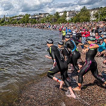 IRONMAN Triathlon 70.3 Finland 2021