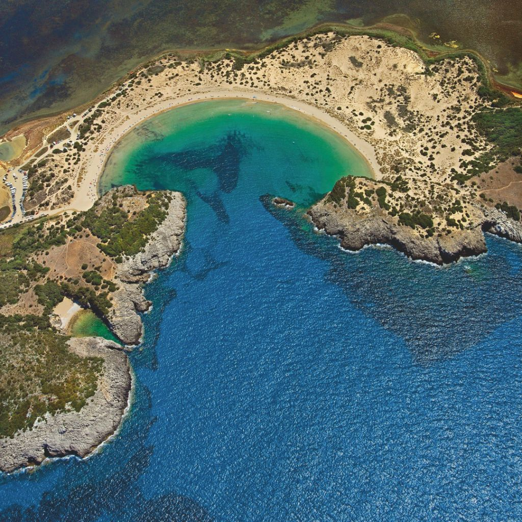 IRONMAN Triathlon 70.3 Greece Costa Navarino 2021