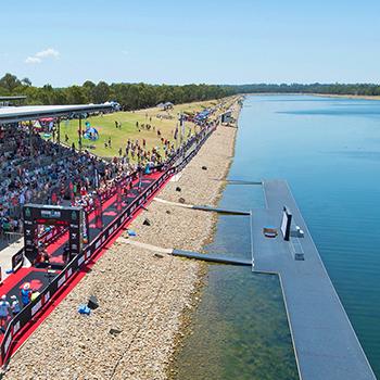 IRONMAN Triathlon 70.3 Western Sydney 2021