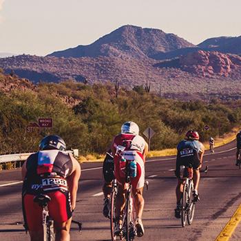 IRONMAN Triathlon Arizona 2021