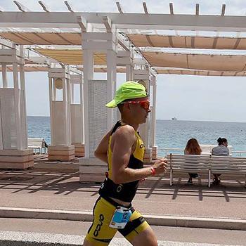 IRONMAN Triathlon 70.3 Nice 2021