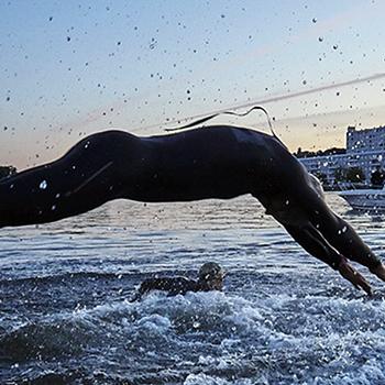 IRONMAN Triathlon 70.3 Vichy 2021