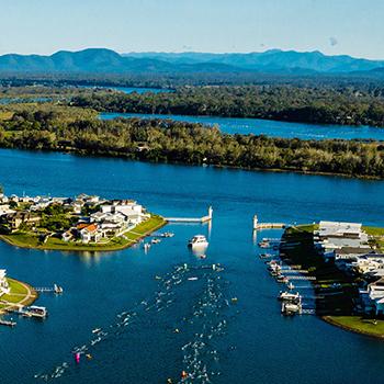 IRONMAN Triathlon Australia 2021
