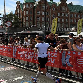 IRONMAN Triathlon Copenhagen 2021