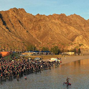 IRONMAN Triathlon 70.3 Indian Wells La Quinta 2021