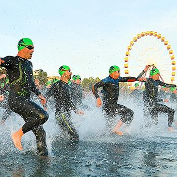 IRONMAN Triathlon 70.3 Wisconsin 2021