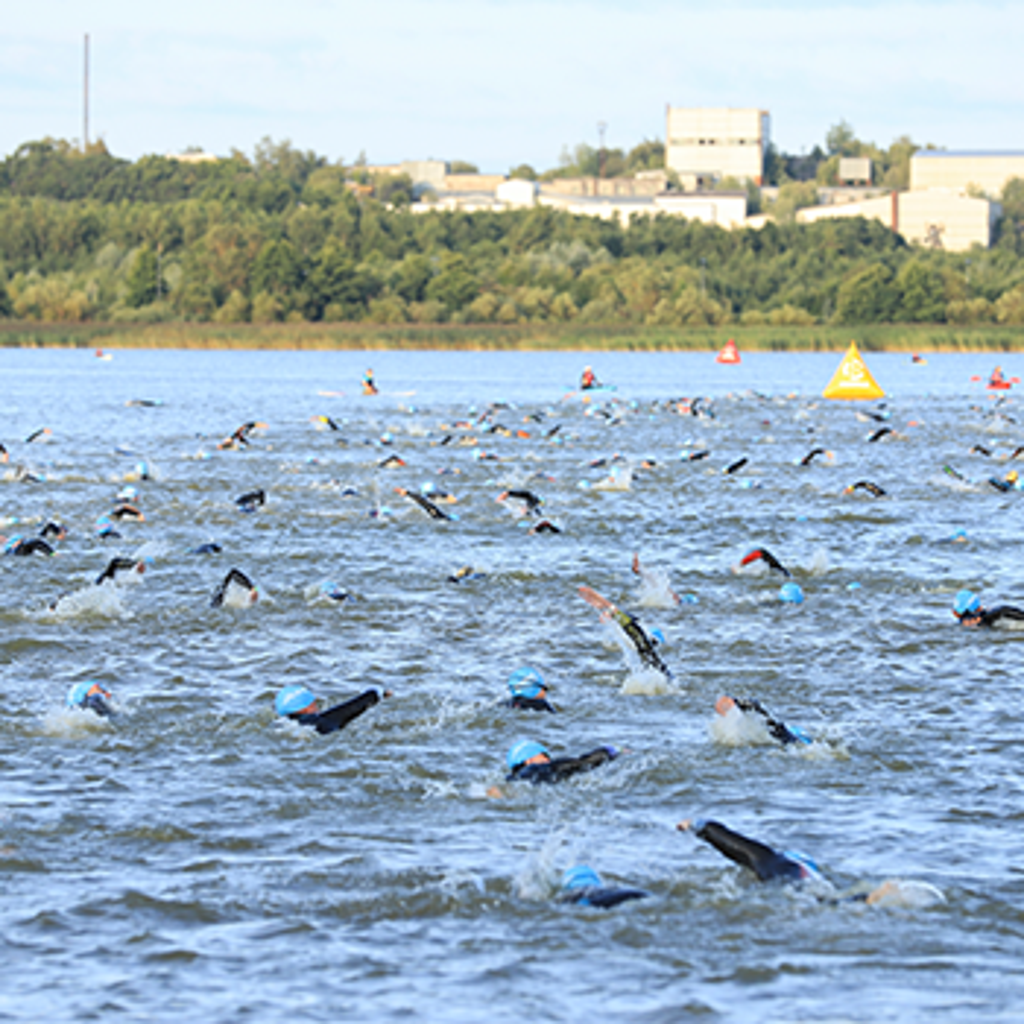 IRONMAN Triathlon 70.3 Tallinn 2021