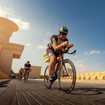 IRONMAN Triathlon 70.3 Egypt 2021