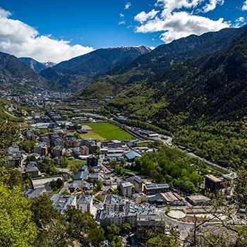 IRONMAN Triathlon 70.3 Andorra 2021