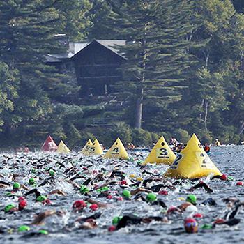 IRONMAN Triathlon Lake Placid 2021