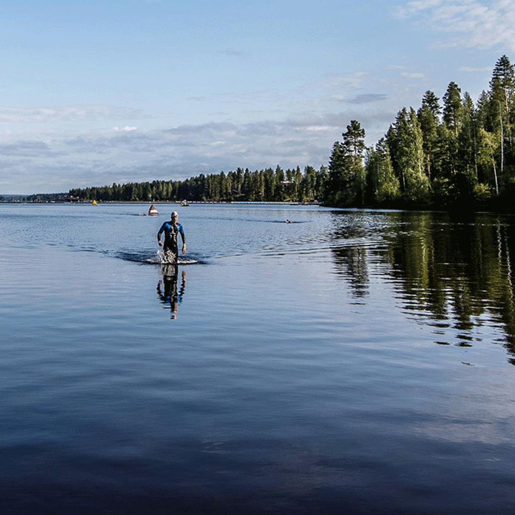 IRONMAN Triathlon Finland Kuopio-Tahko 2021