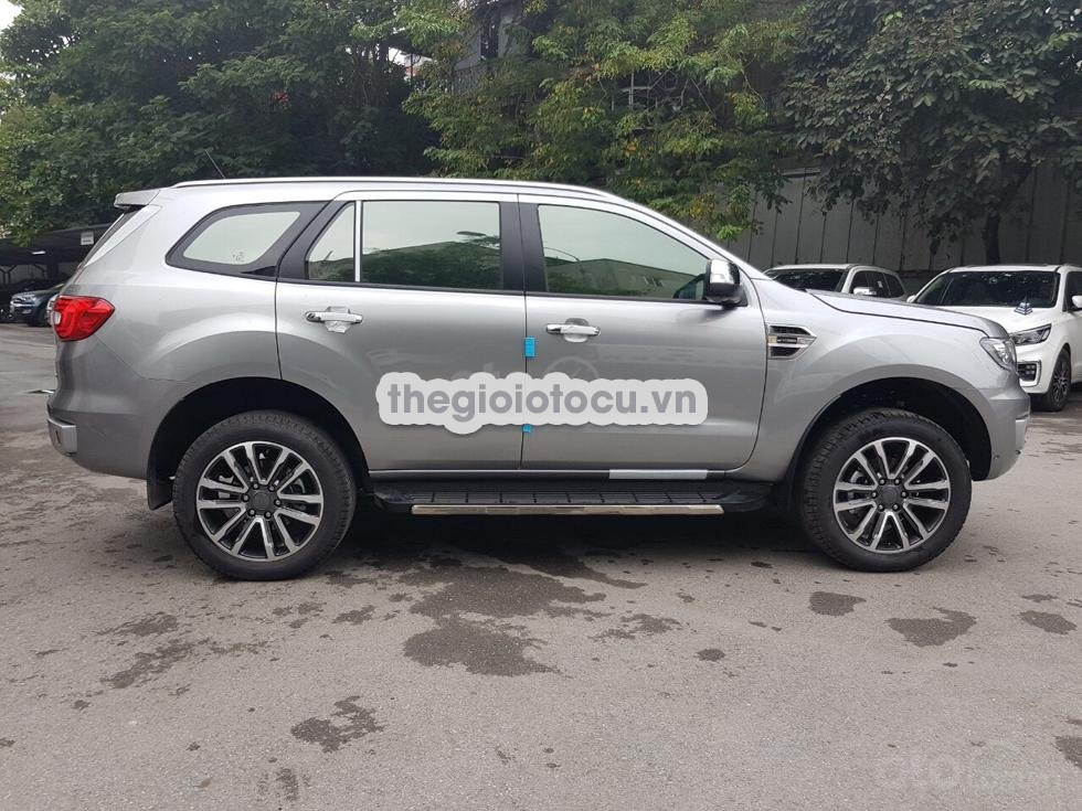 Ford Everest 2019AT