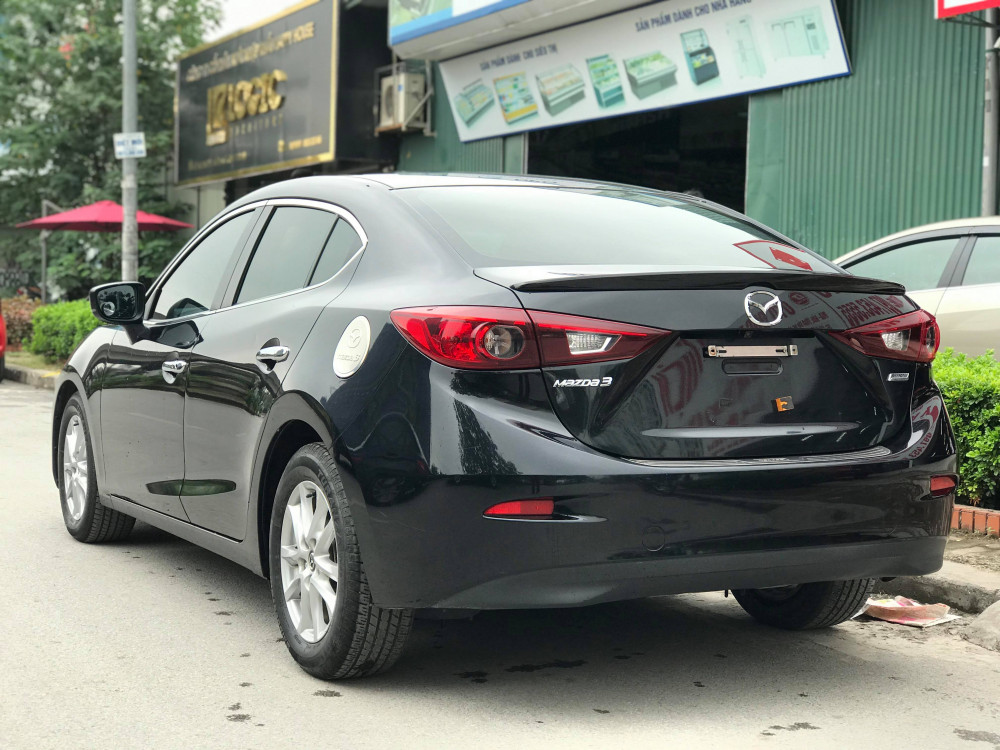 Xe Cũ Mazda 3 Sedan 1.5AT Facelift 2017