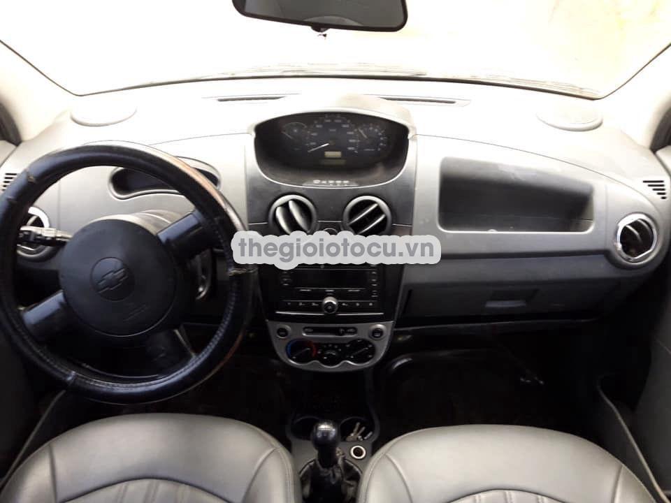 Chevrolet Spark 2014MT