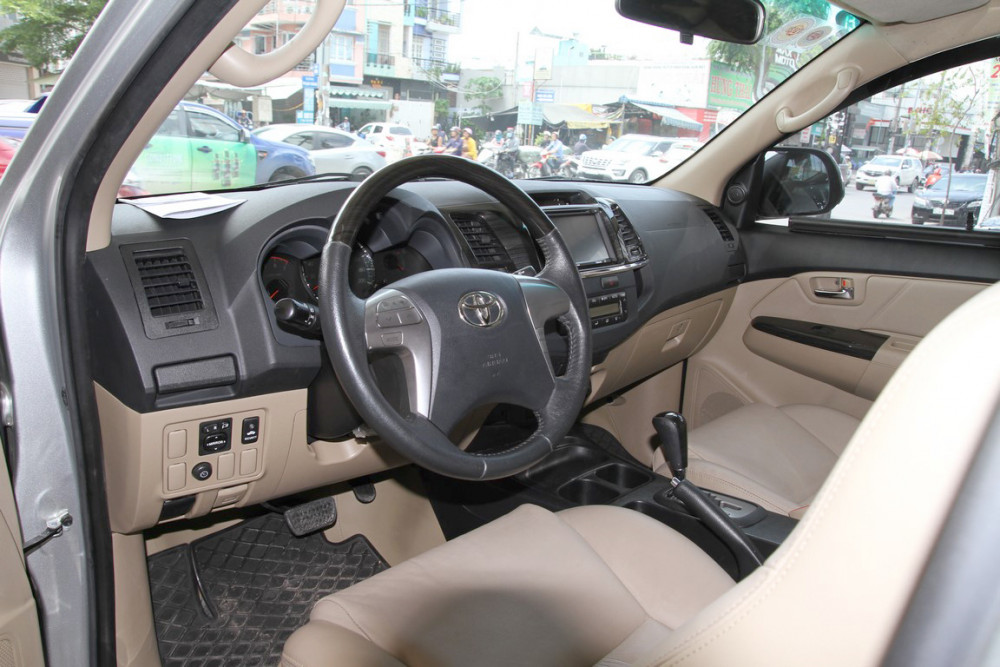 Xe Cũ Toyota Fortuner AT 2016
