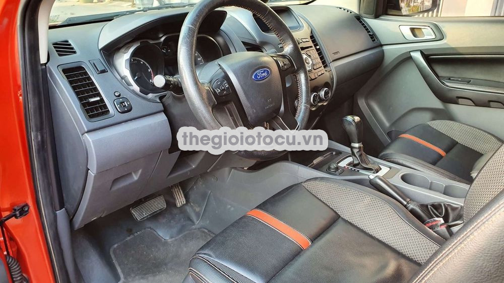 Ford Ranger 2015AT