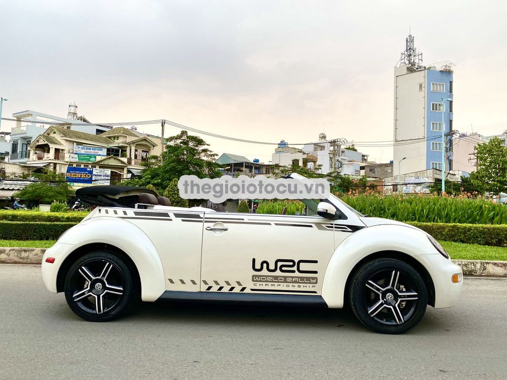 Volkswagen Beetle 2007AT