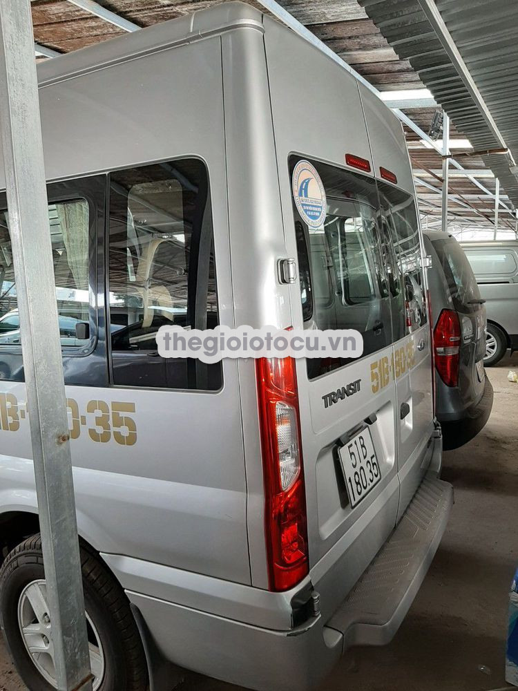 Ford Transit 2015MT