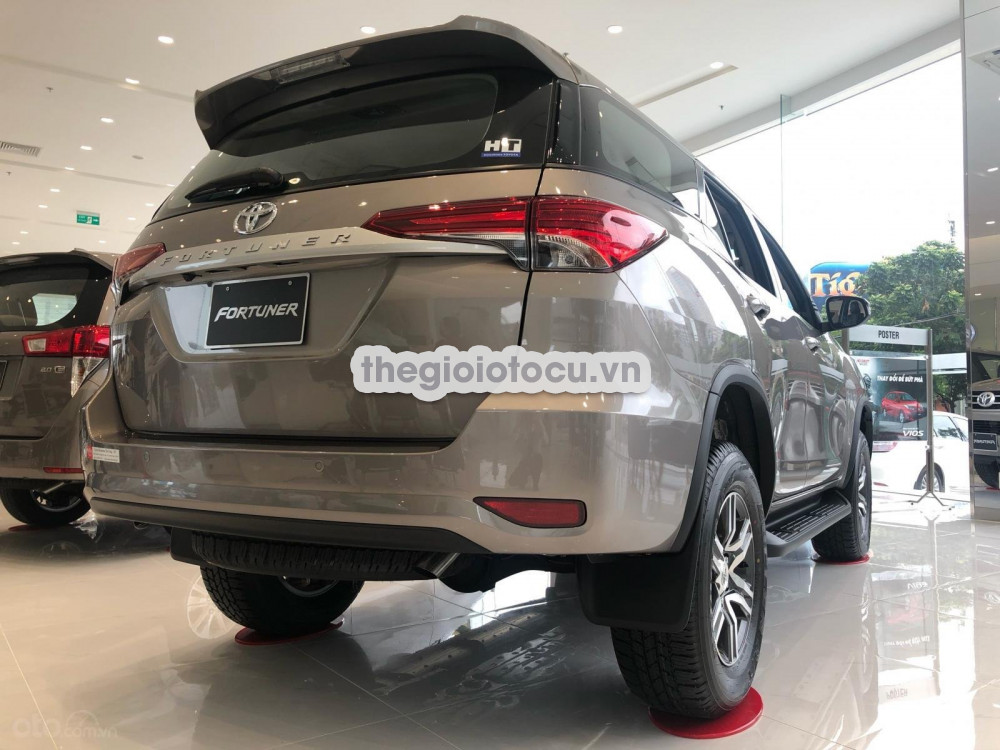 Toyota Fortuner 2019MT