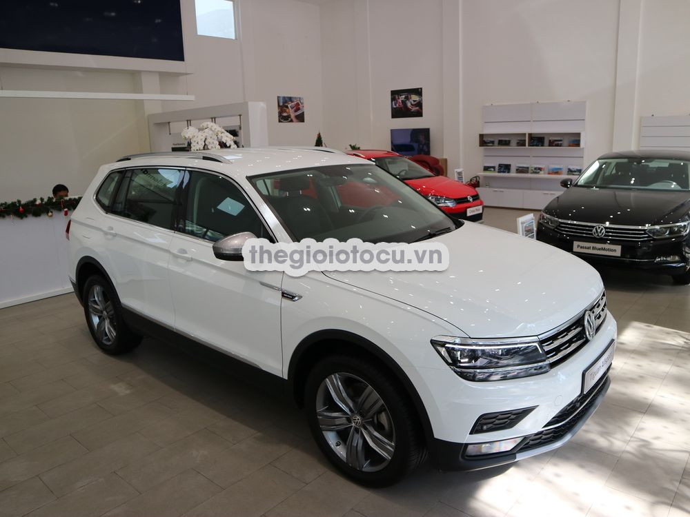 Volkswagen Tiguan 2019AT
